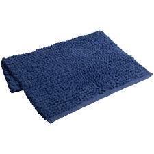 navy blue bath rug set u2013 jeux de decoration