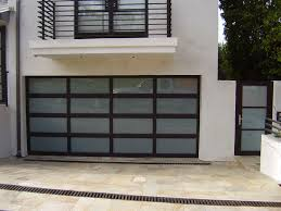 garage glass doors aluminum glass garage door i14 all about perfect home decoration