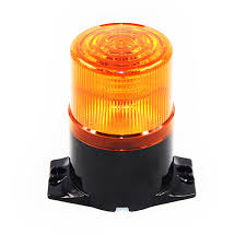 magnetic base strobe light amber 9 80v led beacon magnetic base forklift emergency warning