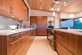 Zebra Wood Veneer Kitchen Cabinets Cabinet From Medium Density - Kitchen cabinet veneers