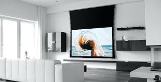 home theater projector screen or wall projector screen jamestown