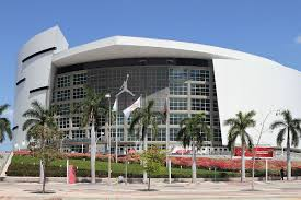 americanairlines arena sustains minor roof damage due to hurricane