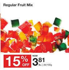 Bulk Barn Leaside Regular Fruit Mix On Sale Salewhale Ca