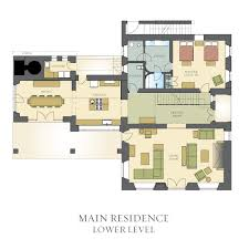 Winery Floor Plans by Casale San Damiano Castello Di Casole