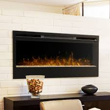 tremendous espresso endzone electric fireplace entertainment
