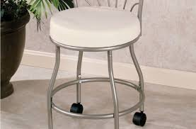 White Vanity Stool For Bathroom by Stools Bathroom Vanity Chair Amazing Vanity Stools Amazon