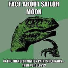 Moon Moon Meme - great anime and geek shareables for pinterest tumblr facebook and