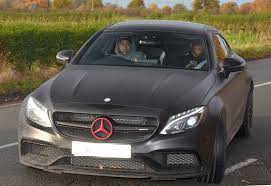 mercedes in manchester manchester united lingard customises cars in the