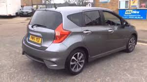 nissan note 2015 interior nissan note n tec grey 2015 youtube