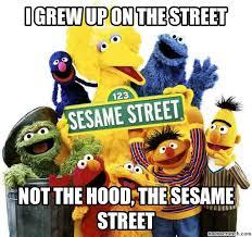 Sesame Street Memes - street meme