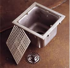 jr smith floor sink 3100 sani ceptor stainless steel floor drain square stainless steel and