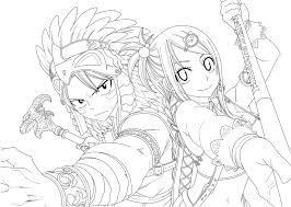fantasy coloring pages cecilymae
