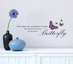 the decal store com by yadda yadda design co wall alice in wall alice in wonderland butterfly quote vinyl decal for walls home decor