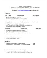 resume template printable chronological resume template word 25 unique ideas on