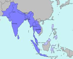 hinduism map hinduism spread and distribution