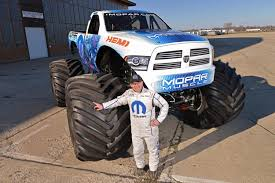 bugatti truck the u0027mopar muscle u0027 monster truck will be unveiled at the monster