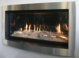 Contemporary Gas Fireplace Insert by Gas Fireplaces Gas Burning Fireplaces Modern Gas Fireplaces