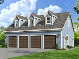 cape cod garage plans 062g 0071 4 car garage with pool bath and cape cod styling