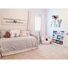 Plane Themed Bedroom by Airplane Themed Toddler Room Project Nursery