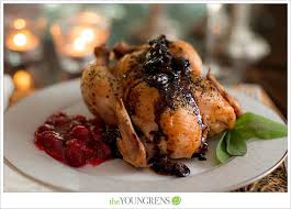cranberry stuffed cornish hens the youngrens san diego