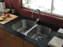 Standard Size Double Bowl Kitchen by Standard Kitchen Sink Size Kitchen Cabinet Sizes Easy On The Eye