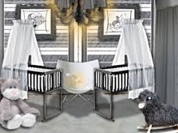 chambre pour jumeaux idée déco une chambre de bébé douce et chic pour des jumeaux par
