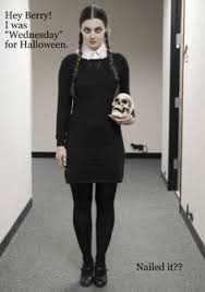 Wednesday Addams Halloween Costume 30 Divertidos Disfraces Inspirados En Los 90 Podrás Usar Este