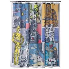 High End Fabric Shower Curtains Star Wars Shower Curtain Best 25 Star Wars Curtains Ideas On