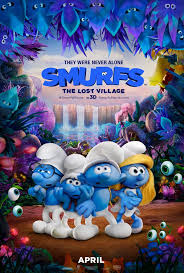 smurfs the lost village mom u0027s movie review smurfsmovie