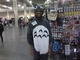 Totoro Halloween Costume Neighbor Totoro Broke Hoedown
