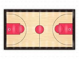 basketball court stock vectors vector clip art shutterstock haammss