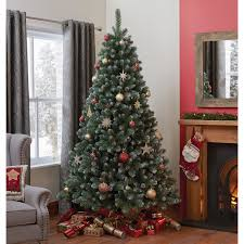 7ft christmas tree 7ft christmas trees 7 foot trees the range