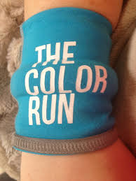 the color run all is fitness