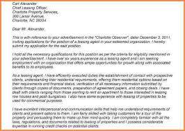 cover letter for insurance agent 10 leasing letter sample adjustment letter