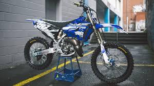 win a motocross bike bike of the month james bender u0027s yz125 motocross feature