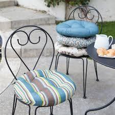 Patio Bistro Chairs High Back Patio Chair Cushions Blazing Needles High Quality