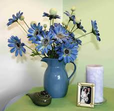Wildflower Arrangements Save Money Decorating With Artificial Flower Arrangements