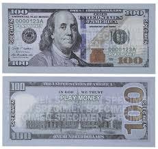 amazon com paper 100 one hundred dollar bills
