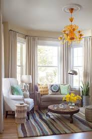 Window Curtains Living Room by Best 25 Bay Window Curtains Ideas On Pinterest Bay Window