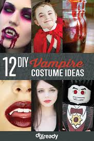 vampire costume ideas diy projects craft ideas u0026 how to u0027s for home