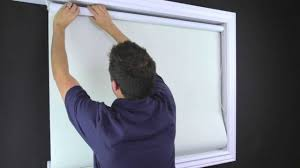 Home Decorators Blinds Parts How To Fix Telescoping On Roller Shades Blind Repair Videos