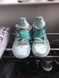 easter kd 4s nike kd easter mints size 10 clothing shoes in woodlawn md