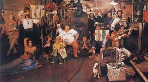 all due respect sgt pepper but in 1967 it u0027s the basement tapes