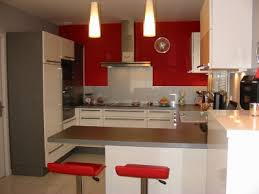 cuisine blanche mur framboise cuisine peinture mur waaqeffannaa org design d intérieur