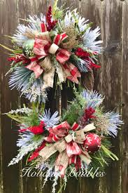 2344 best christmas wreaths swags garlands etc images on