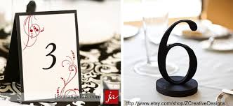 Wedding Table Number Ideas Unique And Creative Wedding Amusing Unique Wedding Table Number