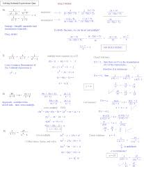 solving rational equations worksheet algebra 1 tessshebaylo