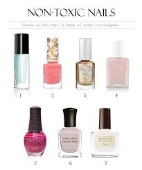 non toxic nail polish for your big day