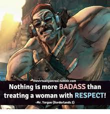 Mr Badass Meme - the virtually unrealtumblrcom nothing is more badass than treating