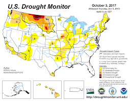 Lower Colorado Water Supply Outlook March 1 2017 Drought September 2017 State Of The Climate National Centers